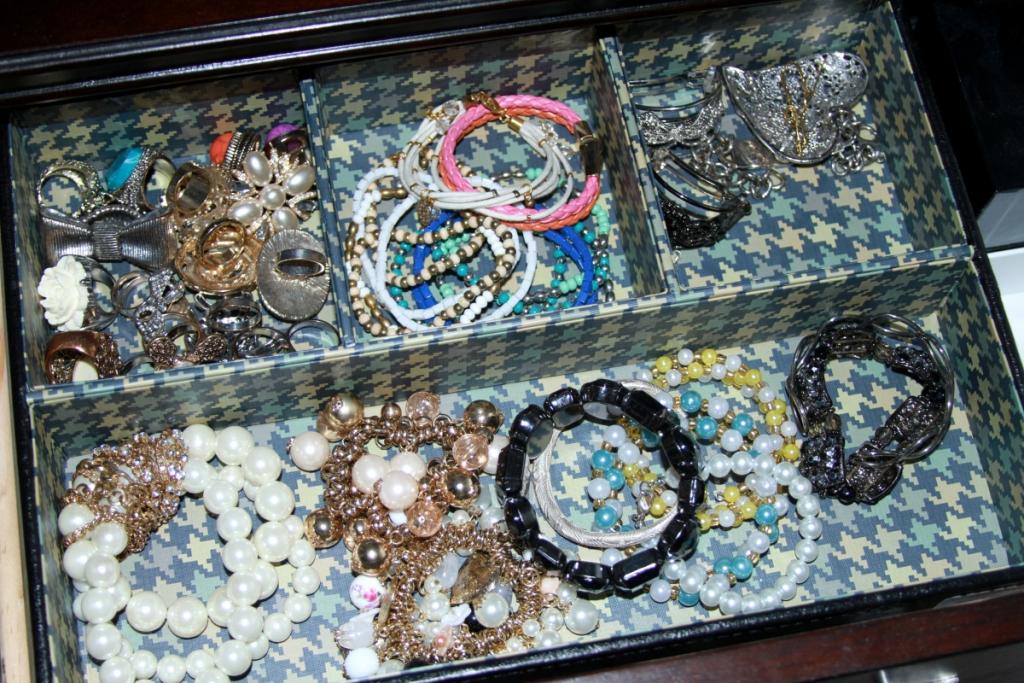 Le défi du lundi : bijoux & accessoires!