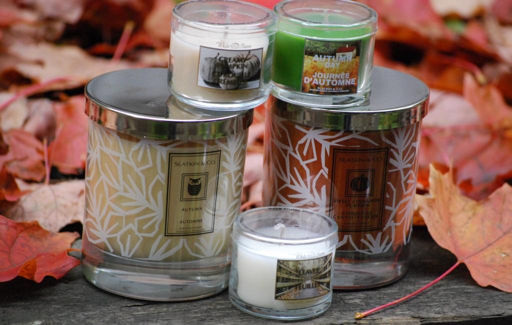Le défi du lundi : bougies & chandelles