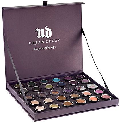 Urban Decay 30-Shade Eyeshadow Vault