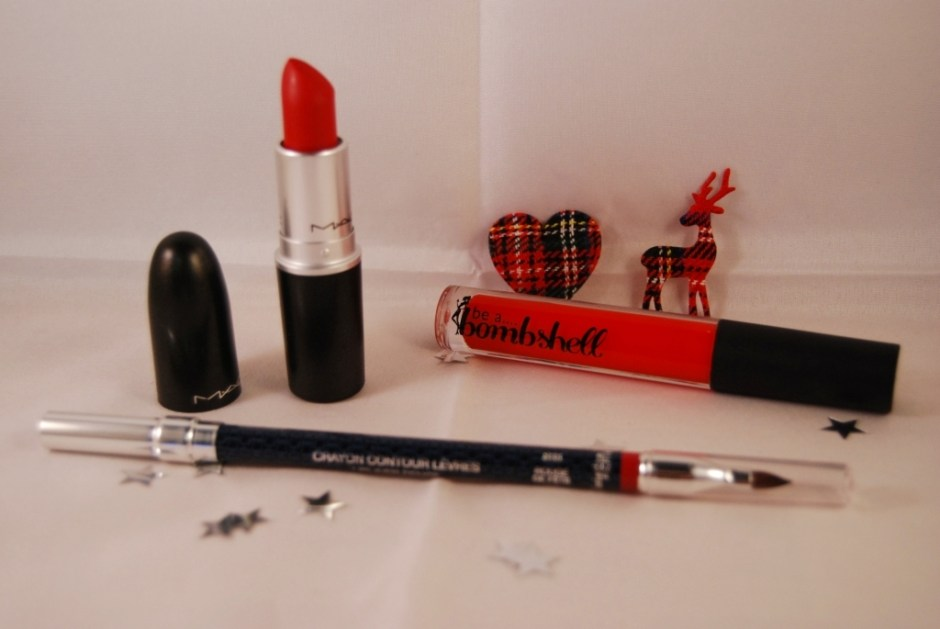 MAC Ruby Woo 16