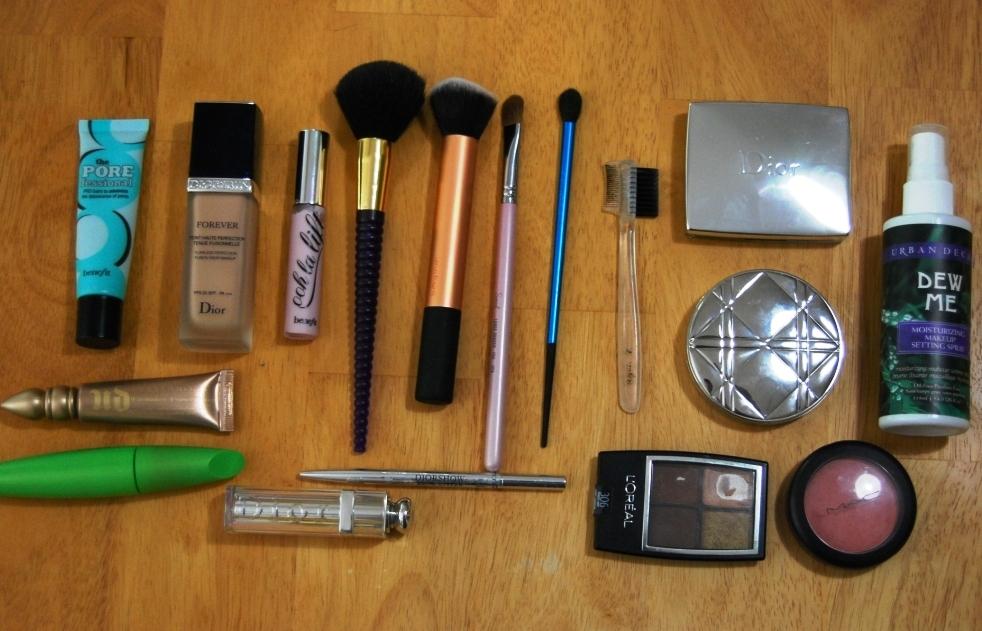 Défi everyday makeup 1