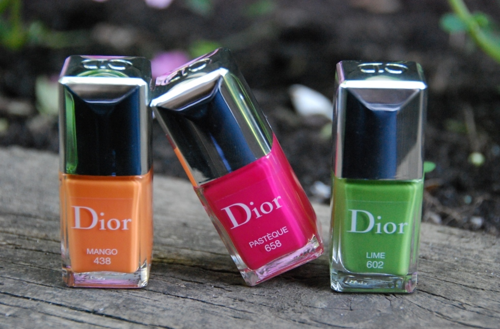 Dior vernis cruise collection 2013