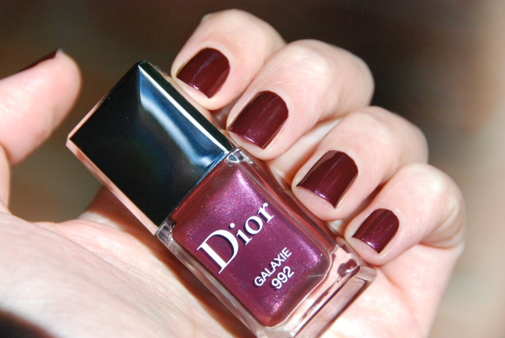Dior, vernis Galaxie