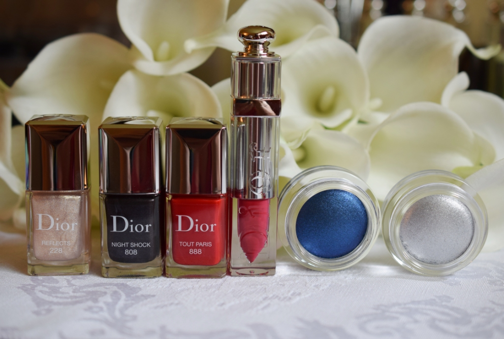 Dior collection pré-automnale 2014 Beauté Iconique (Color Icons)
