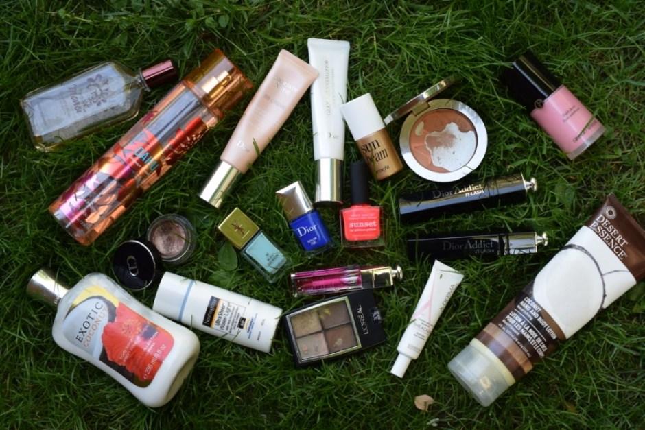 20140825 Summer makeup 1