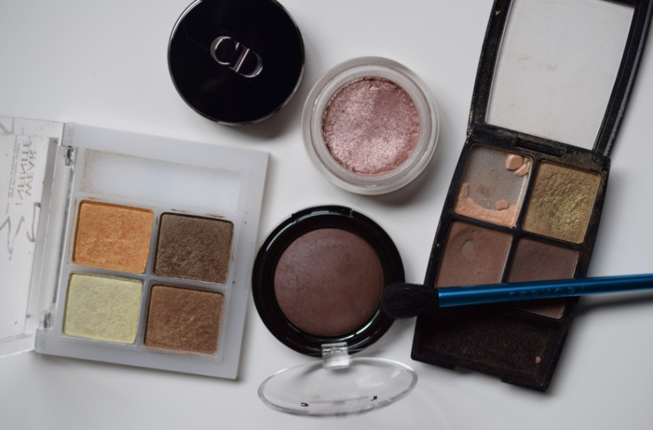 20140922 Neutral eyeshadow palettes 2