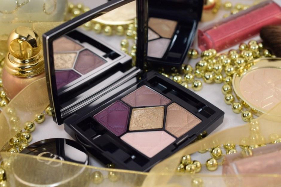 Dior Golden Shock palettes 3