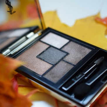 YSL palette n°2 Fauves – Wild Edition