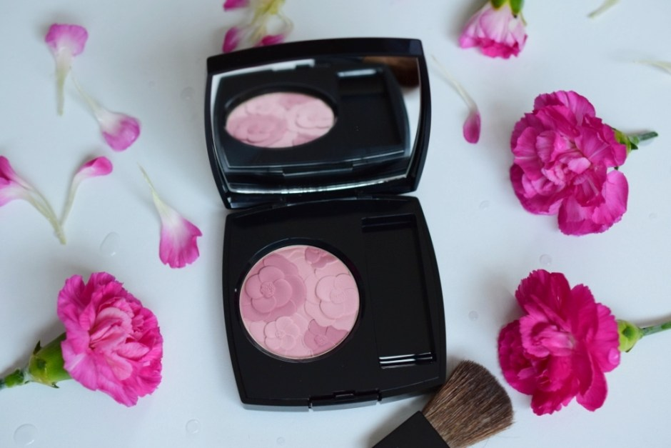 Chanel Blush camelia rose