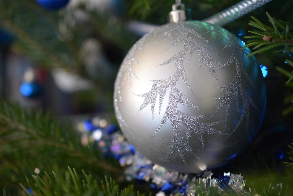 Le défi du lundi: déco de Noël