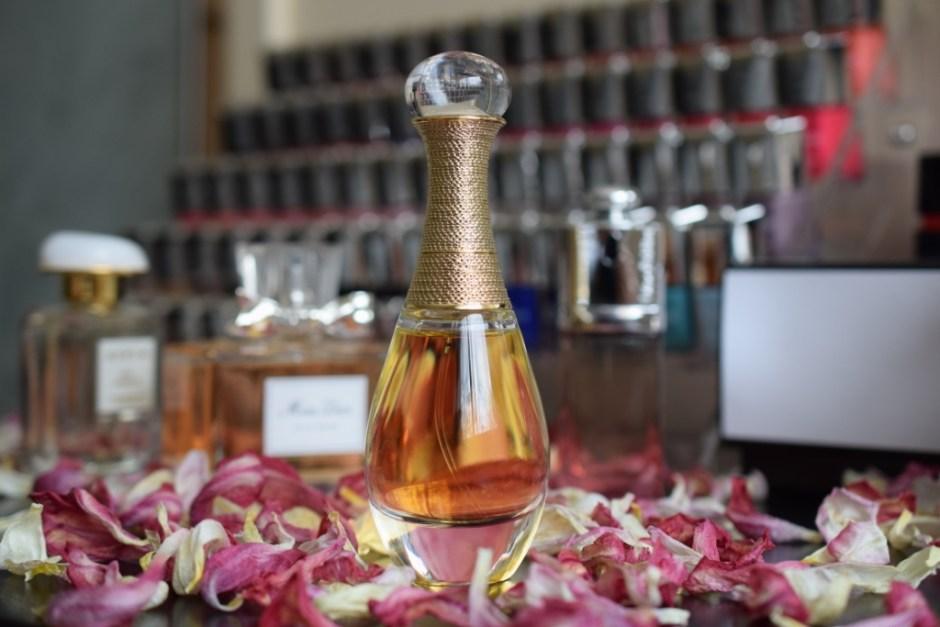 parfum Dior J adore Or