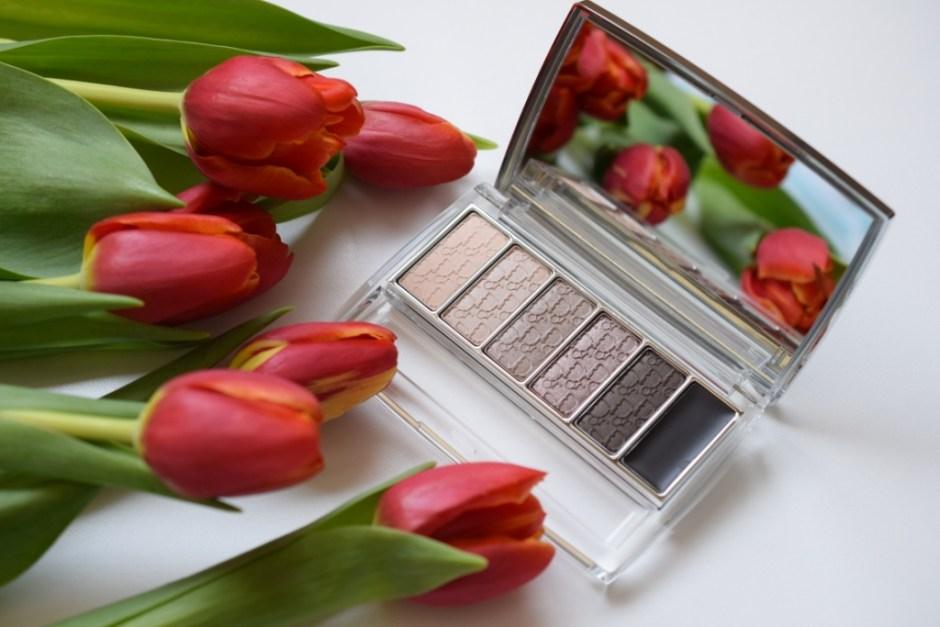 Dior Eye Reviver palette 1