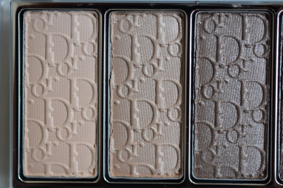 Dior Eye Reviver palette 9