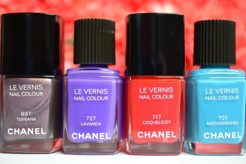 Chanel Méditerranée collection été 2015 4