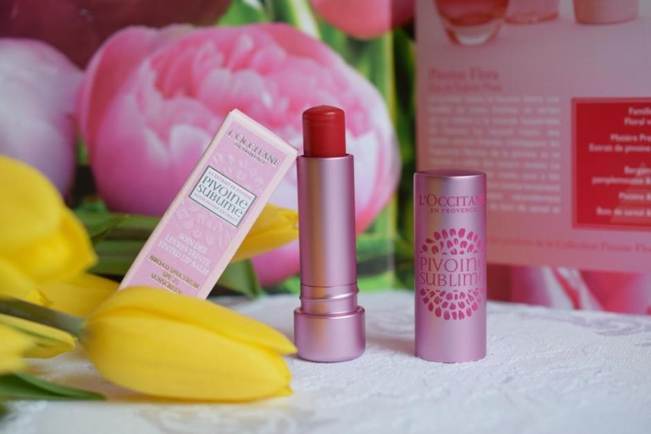 L Occitane Pivoine sublime soin lèvres 1