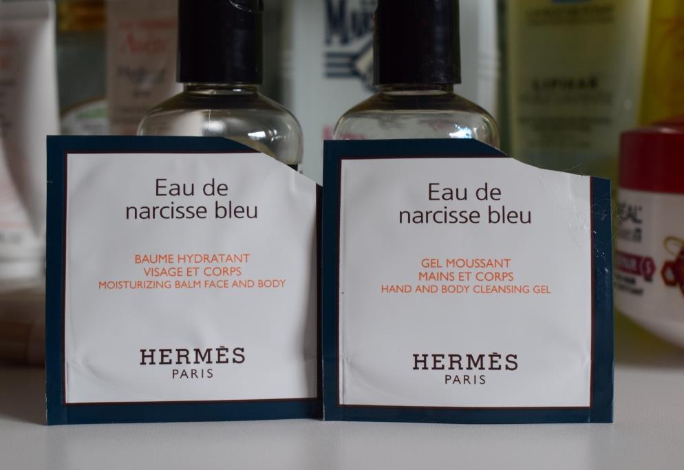 RIP 31 6 Hermes eau de narcisse bleu