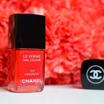 Chanel vernis Coquelicot