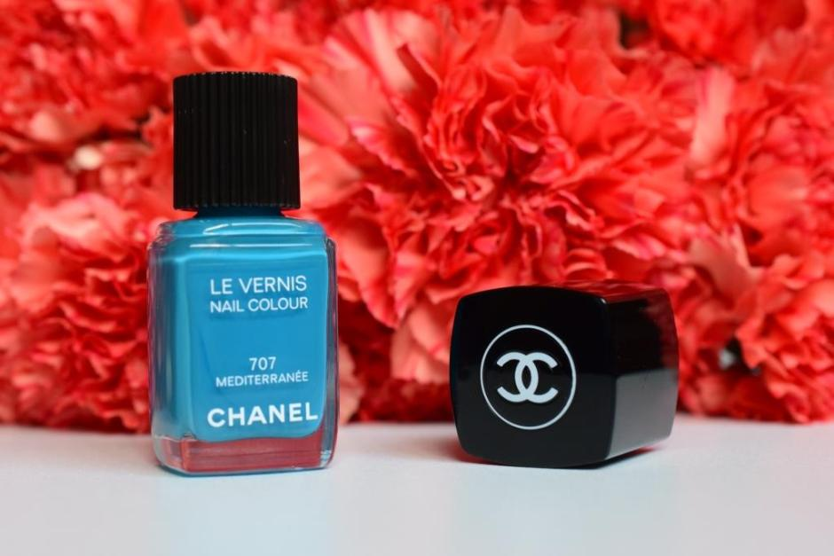 Chanel vernis Mediterranee 1