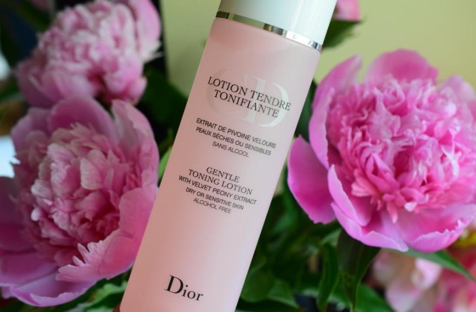 Dior lotion tendre pivoine 1