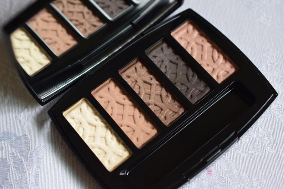 Chanel Les Automnales palette Entrelacs 3