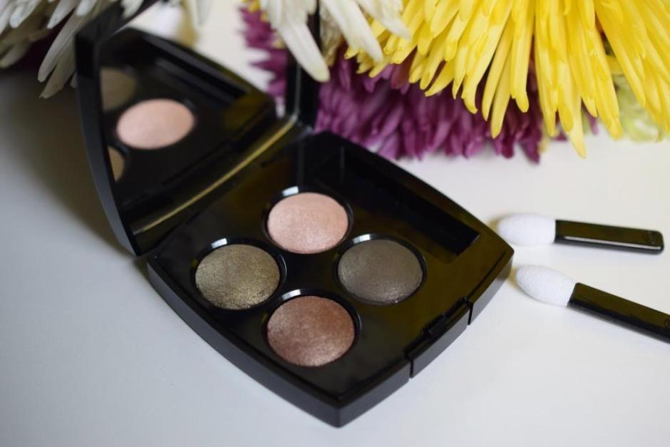 Chanel Tisse automne palette 3