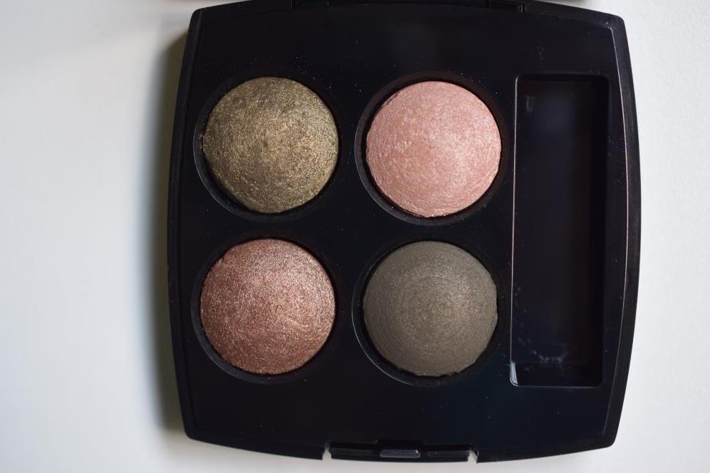 Chanel Tisse automne palette 4