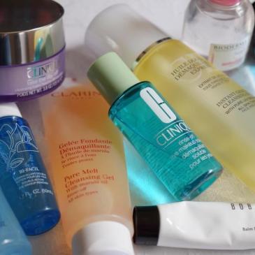 Démaquiller et nettoyer sa peau