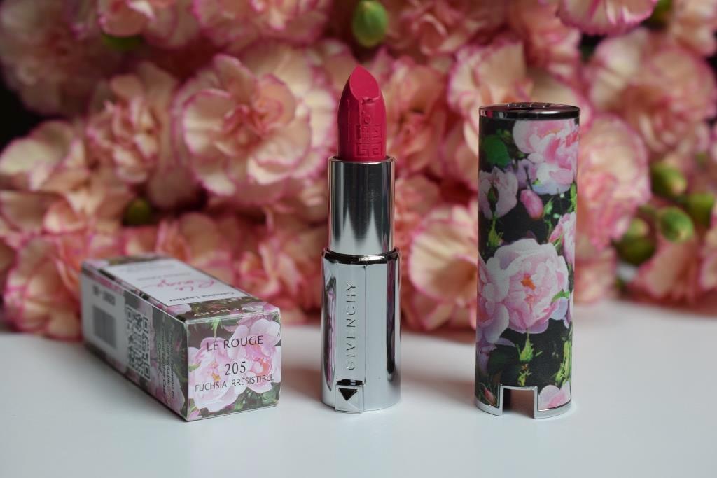 Givenchy Le Rouge – Fuchsia Irrésistible 205 Couture édition