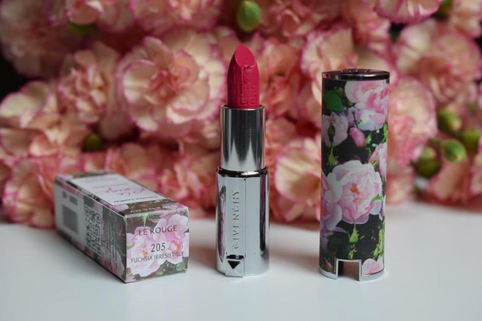 Givenchy Le Rouge Fuchsia Irrésistible 205 1