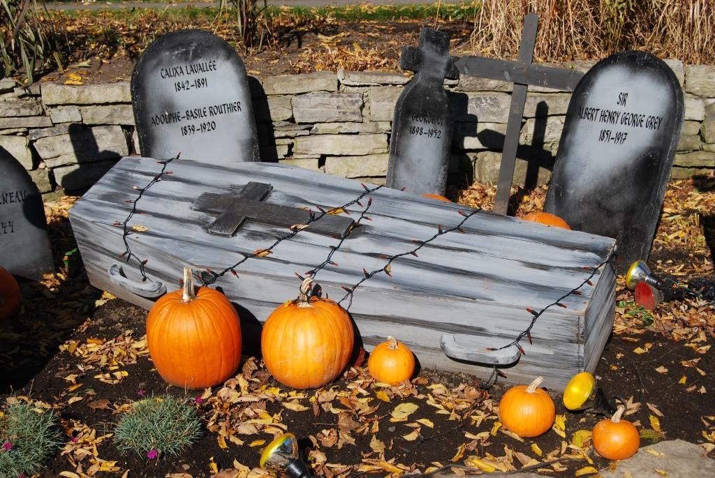 Le défi du lundi : Halloween!