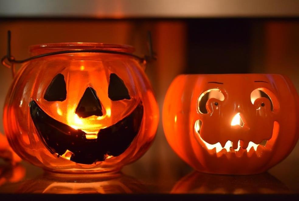 Halloween ou ma célébration de l'automne [défi du lundi]