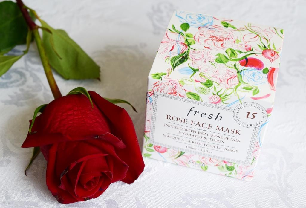 Fresh – Rose Face Mask