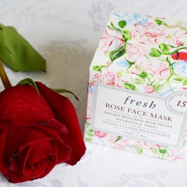 Fresh – Rose Face Mask