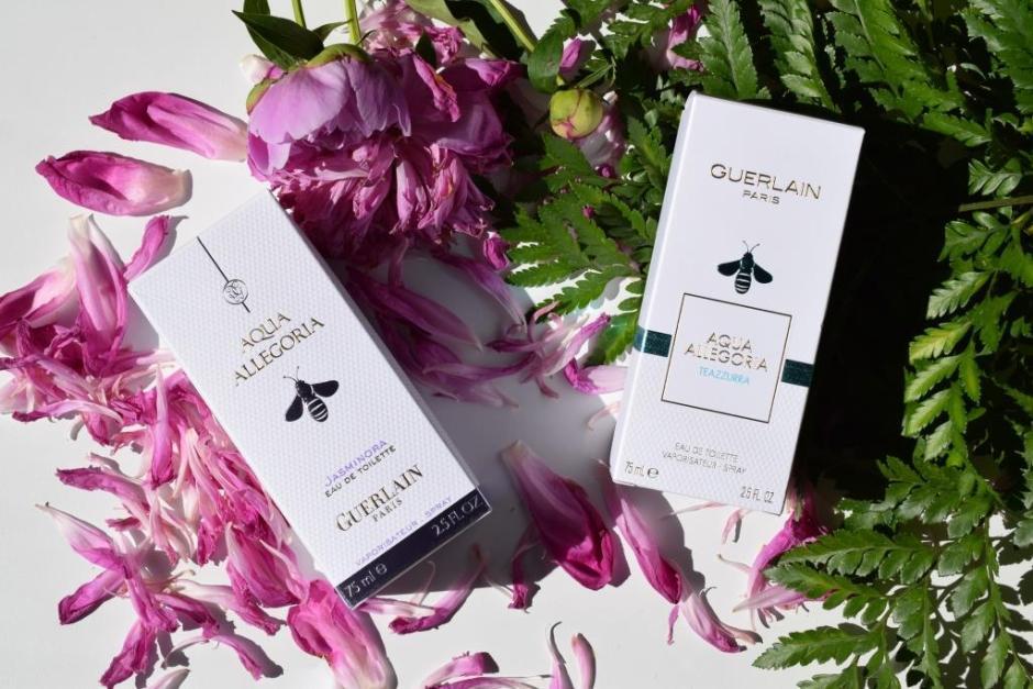 Mes parfums de l'été Guerlain Aqua Allegoria