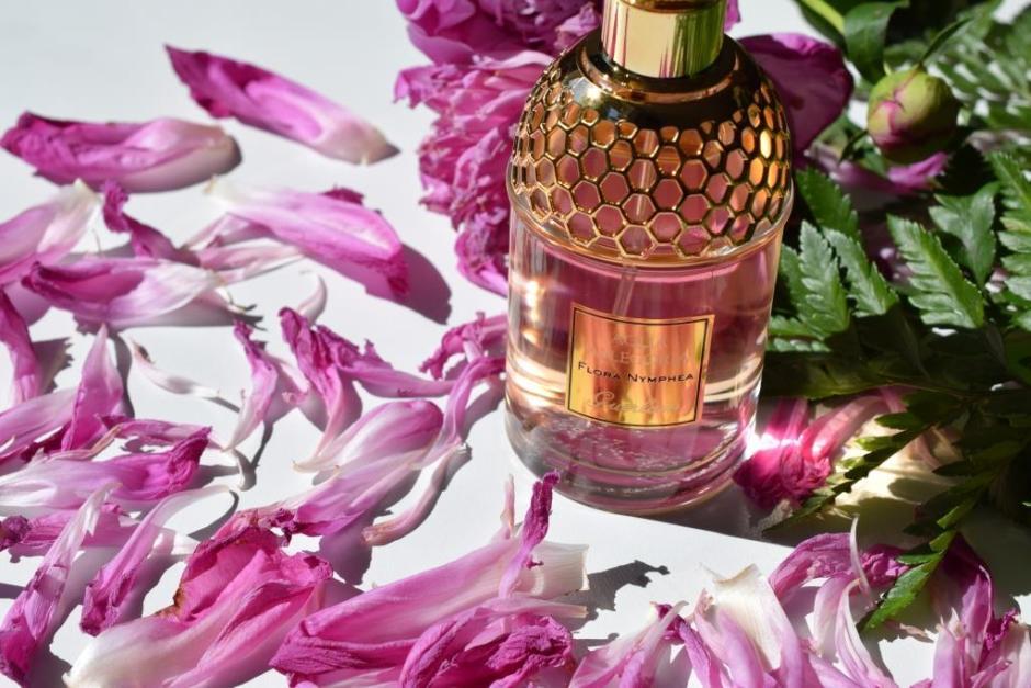Mes parfums de l'été Guerlain Flora Nymphéa