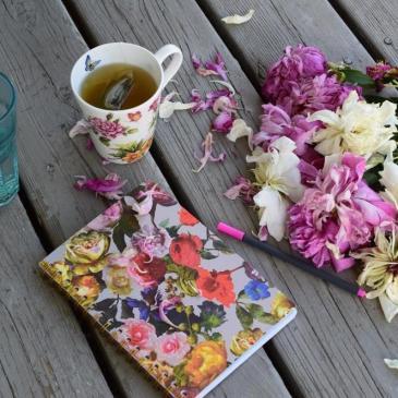 Le bonheur rime avec fleur [Défi du lundi]