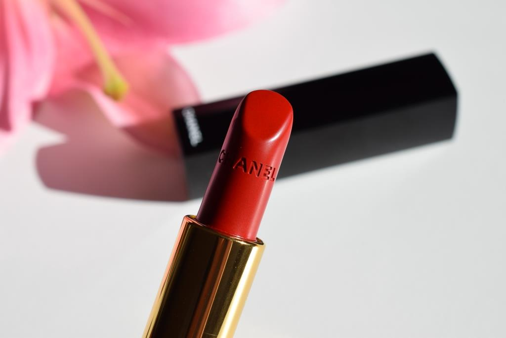 Chanel Rouge Allure Rouge Tentation