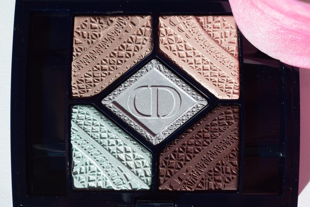 Dior Parisian Sky palette