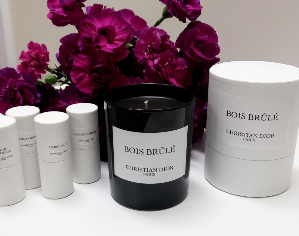 Le défi du lundi : bougies et parfums d'intérieur