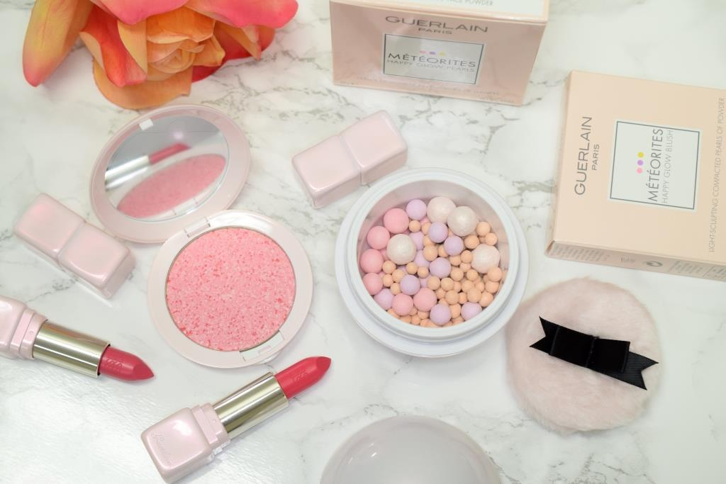 Guerlain – Collection Happy Rosy Glow