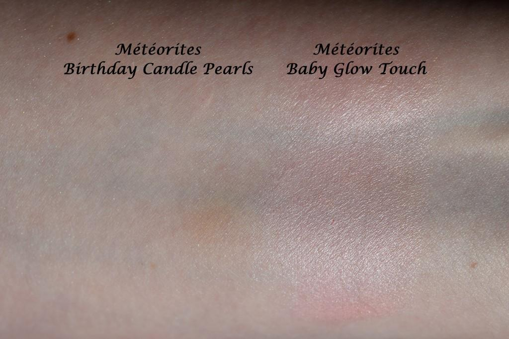 Guerlain Météorites Birthday Candle Pearls - Baby Glow Touch