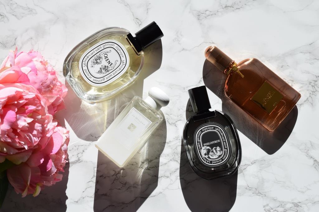 Parfums printemps 2017