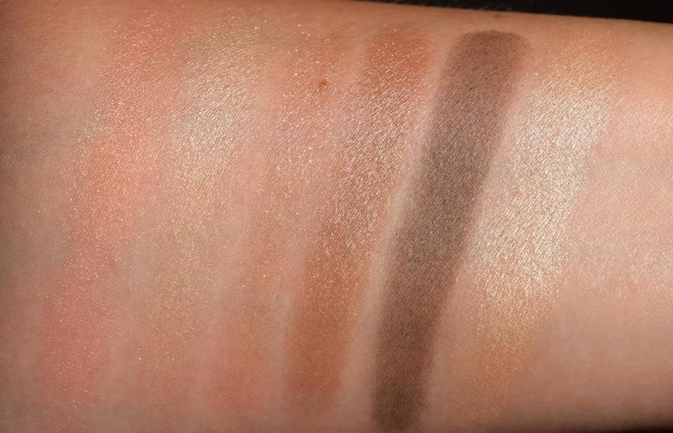 Tom Ford Solar Exposure palette swatch