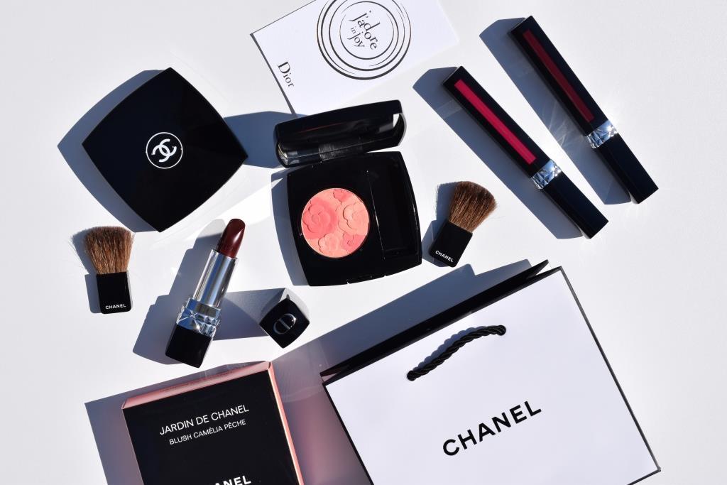 Chanel Blush Camélia Pêche
