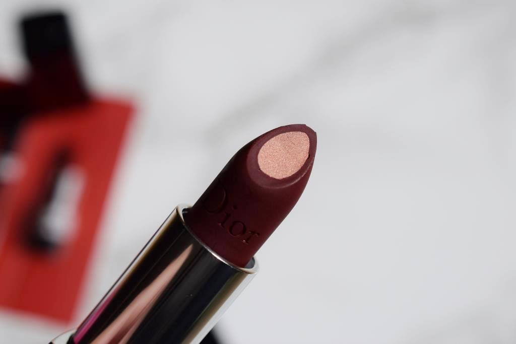 Dior Double Rouge Dressed to Kill