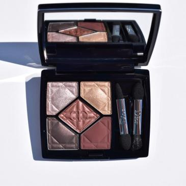 Dior palette Hypnotize | Collection Metallics