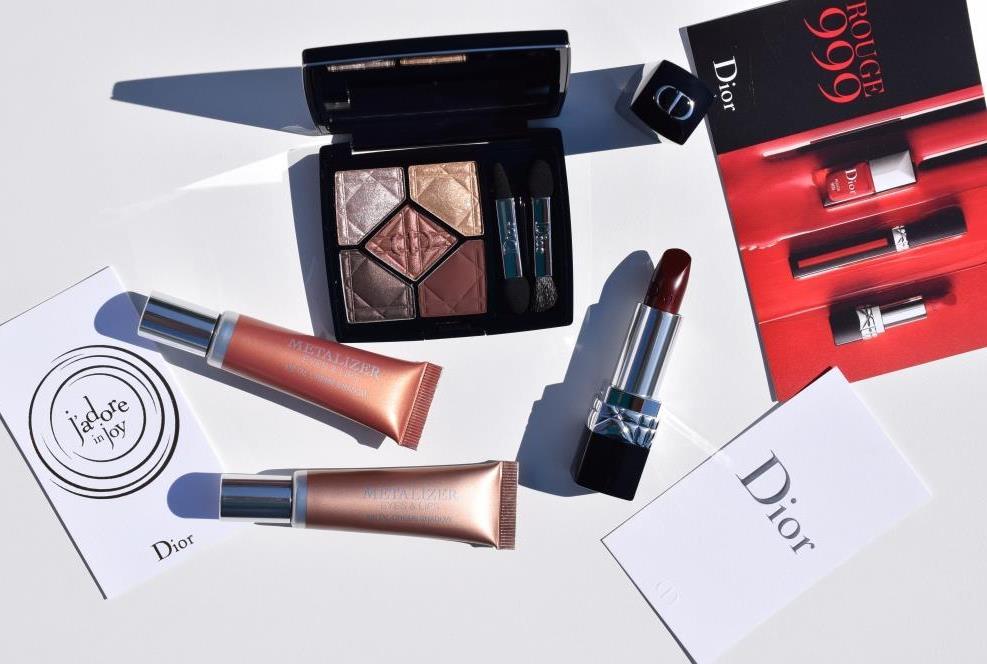 Rouge Dior Enigmatic lipstick Metallics