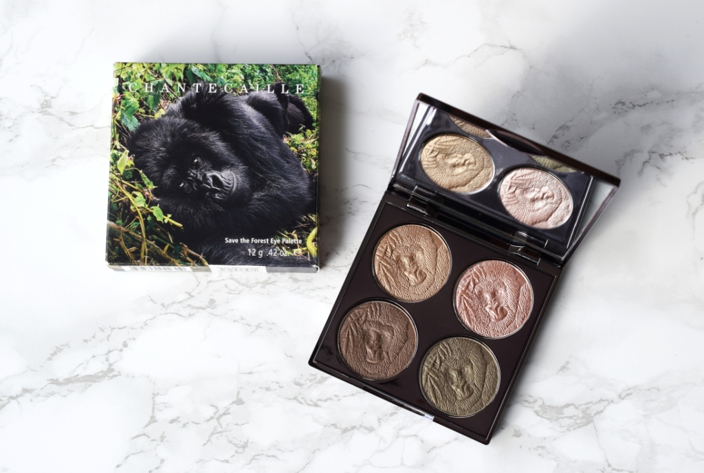 CHANTECAILLE Save the Forest Eye Palette