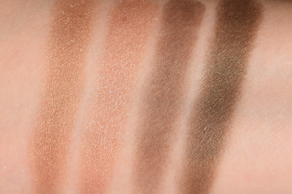 CHANTECAILLE Save the Forest Eye Palette swatch