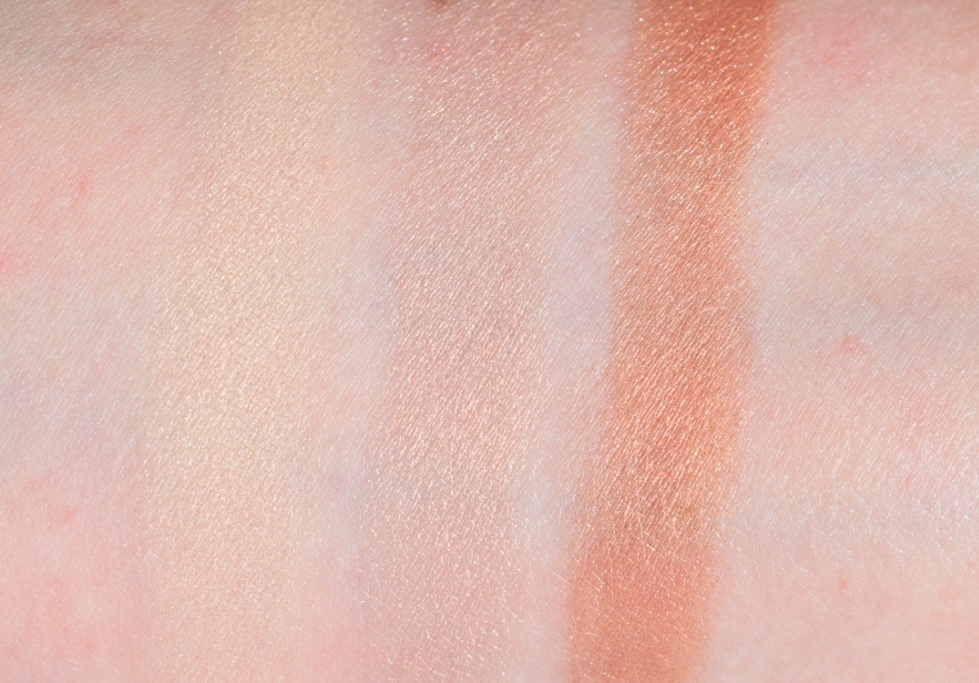 Nars Rêve Salé Cheek Palette swatch